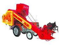东方红4LD-1型背负式谷物联合收割机