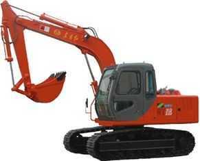 WY10B履带式液压挖掘机
