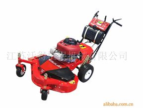 小型除草机 自走式草坪割草机