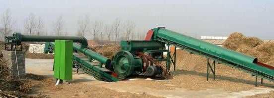 小型秸秆压块机将成为农民致富的好帮手