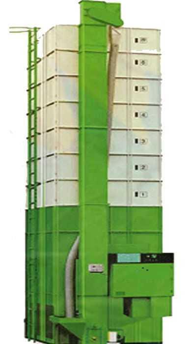 5HHZ-12型批次式谷物烘干機