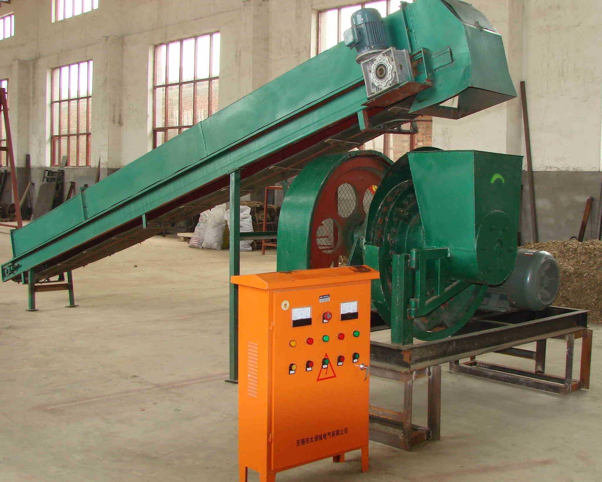 9SGJ-500燕峰小型秸秆压块机