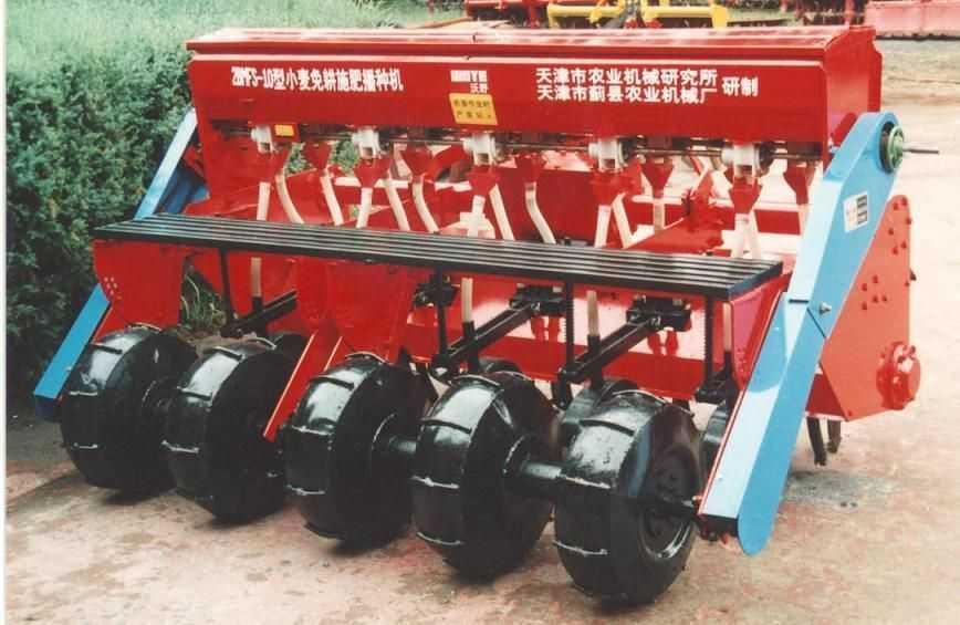 优质小麦免耕施肥播种机特点