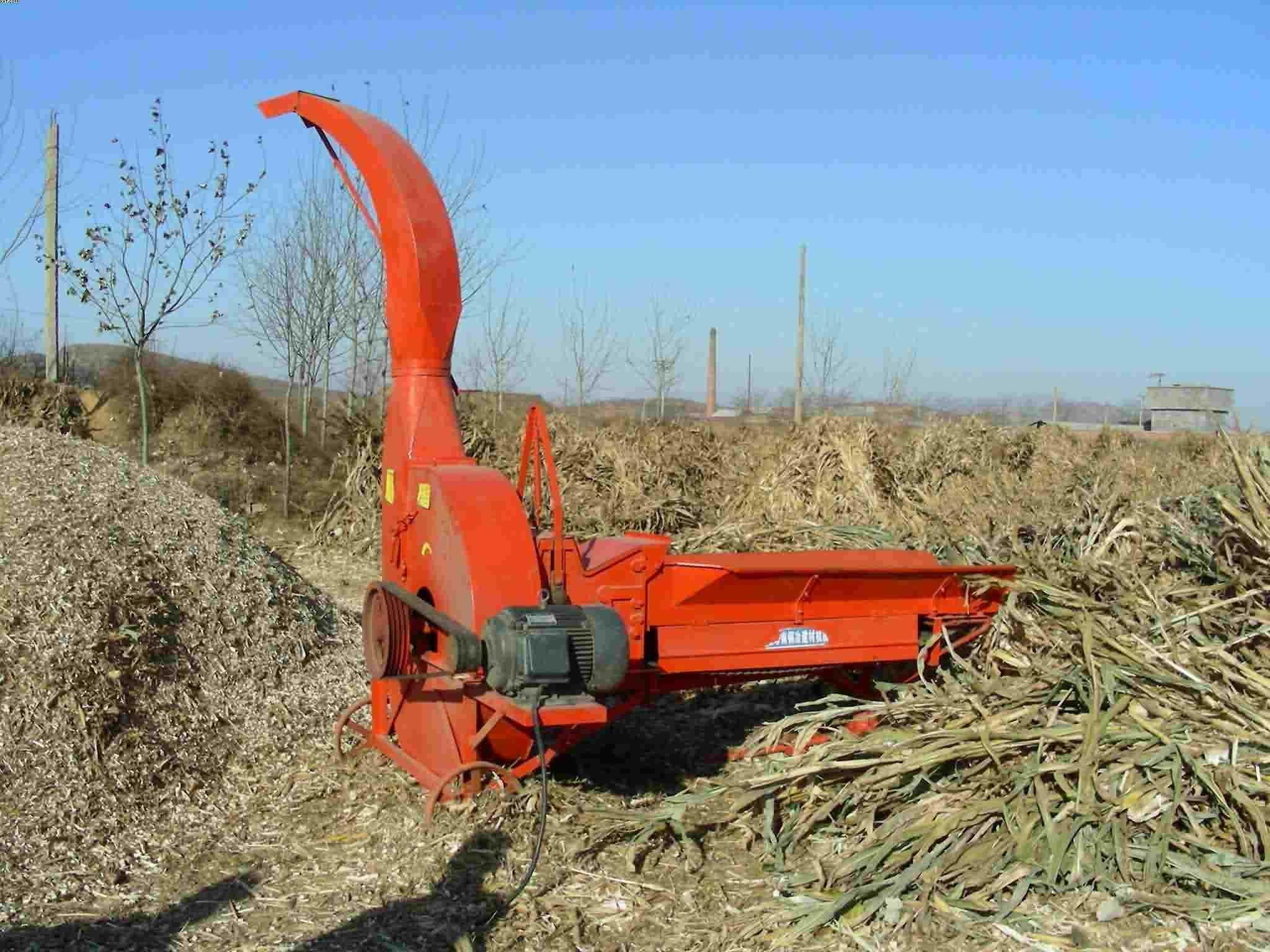 93ZP-150高效型铡草机