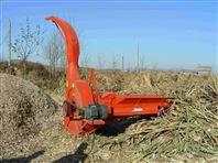 生产风送式铡草机