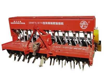2BMFX-8/16型免耕施肥旋播機