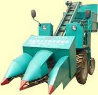 小型玉米联合收割机