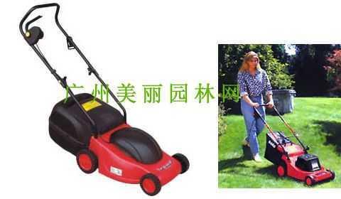 電動手推草坪機