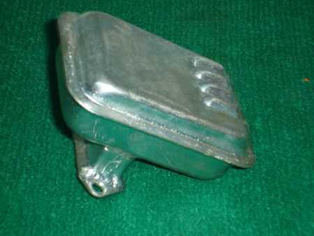 油锯消音器