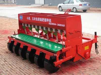 小麥、玉米免耕施肥播種機