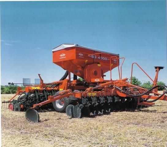 SD系列--免耕直接播种机