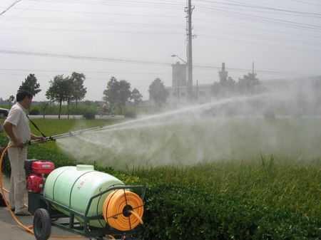 FH-A强力高效大田水稻喷雾机
