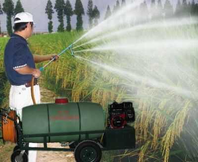 大田水稻喷雾机打药机