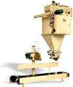 皮带进料单秤斗微机控制定量包装秤