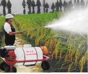 大田水稻喷雾机