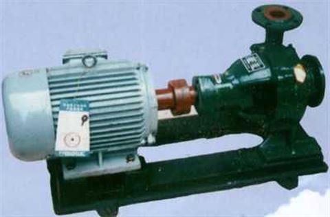 单级悬臂离心清水泵