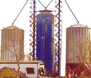 谷物干燥机