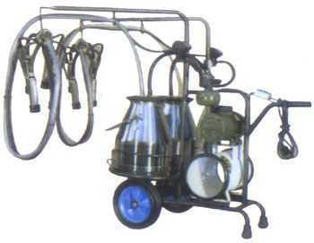 奶牛移动式挤奶机