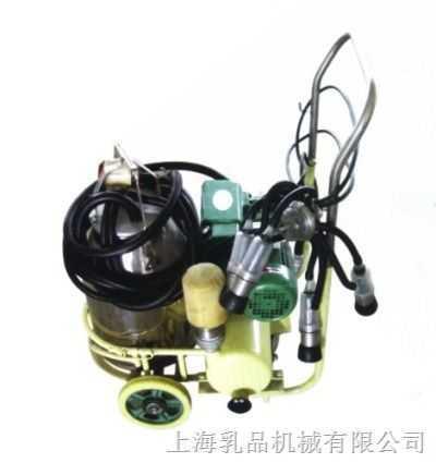 95JCH-1-20 单桶带泵挤奶车