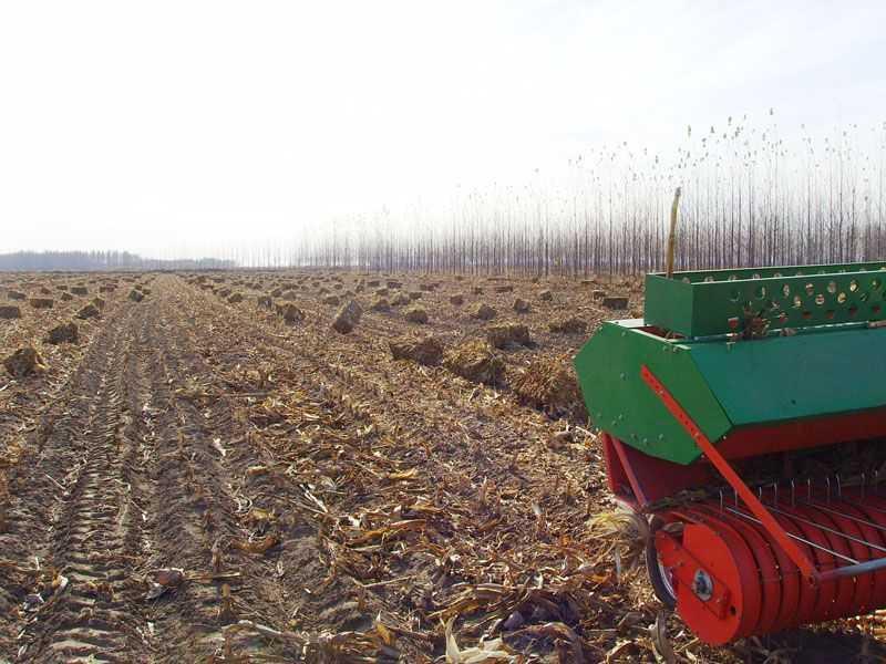 沈阳方科玉米秸秆打捆机供应