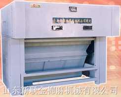 冲击式籽棉清理机