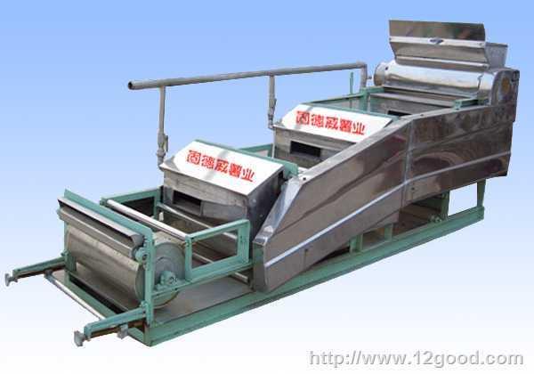 木薯淀粉加工设备