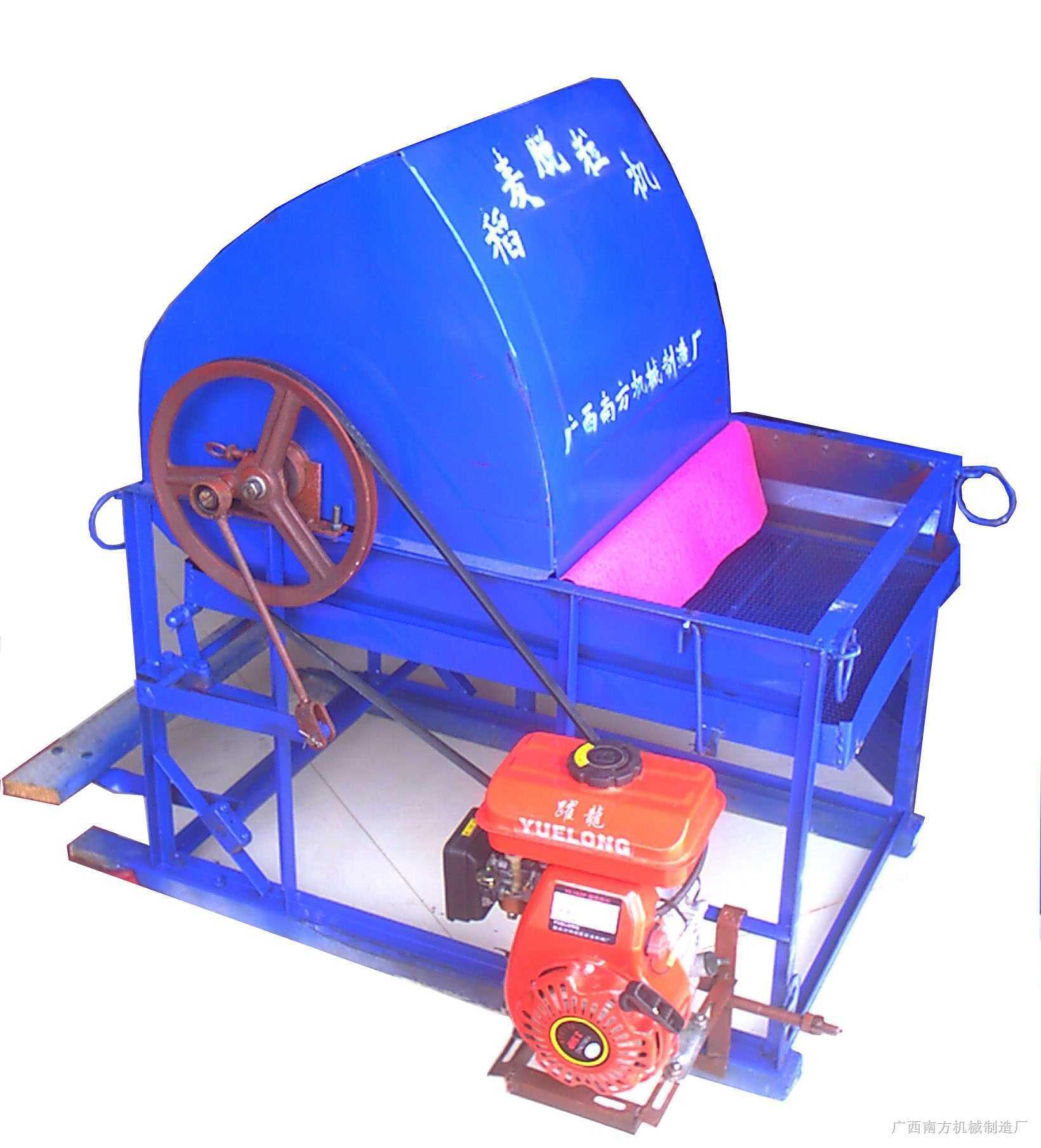 机动脱粒机打稻机打谷机水稻脱粒机收割机