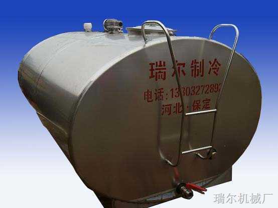 不锈钢储奶罐运输罐牛奶运输罐