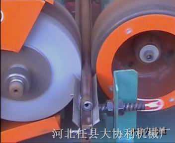 供应精密圆管抛光机,钢管抛光机,无心抛光机