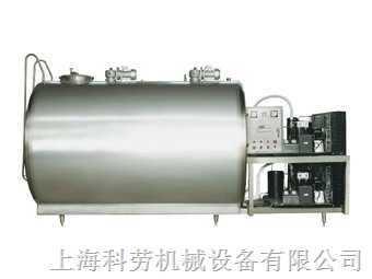 直冷式贮奶罐-上海科劳机械