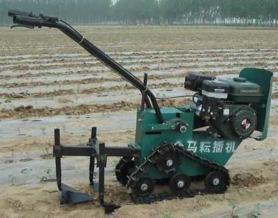 履带微耕机