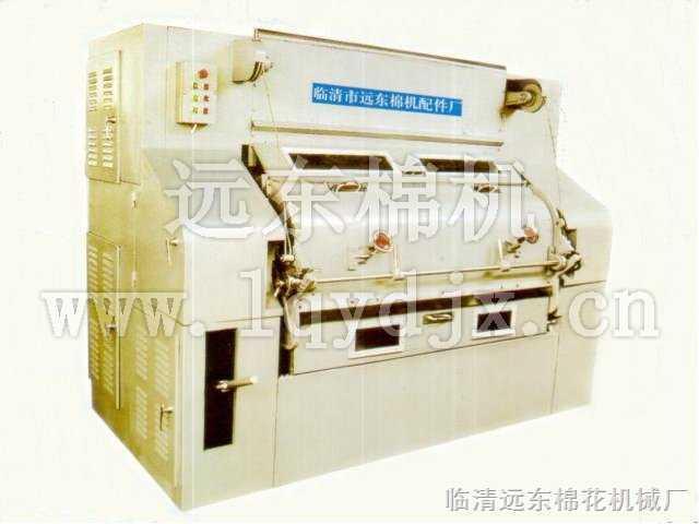 MR-D型锯齿剥绒机