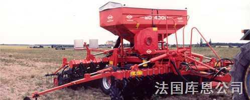 SD 4000-牵引式气力免耕播种机