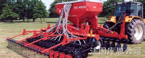 SD 4500牵引式气力免耕播种机