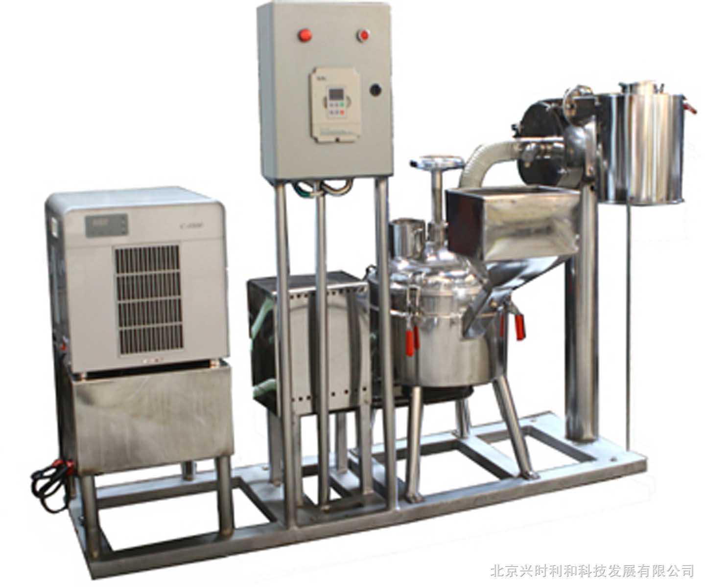 低温超微粉碎机|小型超微粉碎机|实验型超微粉碎机|ZNC-300型