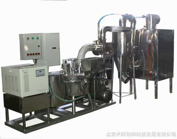 生产型超微粉碎机 北京粉碎机 中药超微粉碎机ZNC-410型