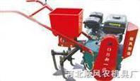 自走式中耕播种施肥机