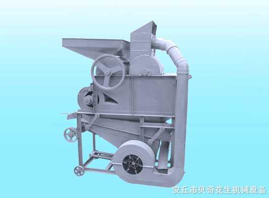 贝奇花生加工设备-新型花生剥壳机
