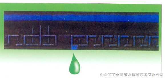 壓力補償式滴灌帶,內瓖扁平式滴灌帶,迷宮式滴灌帶