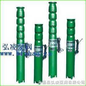 QJ型深井潜水泵