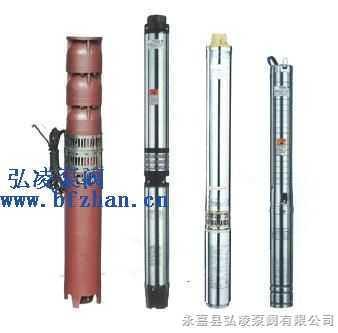 QJ型-QJ型井用潜水泵