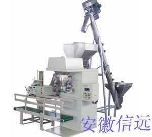 粉状肥料定量包装机DCS-50FW/B