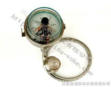 隔离式耐震磁助电接点压力表