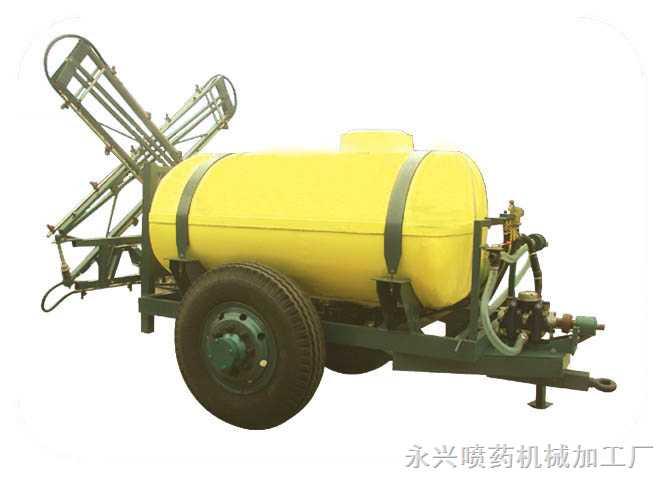 牵引式喷雾机-永兴喷药机械厂