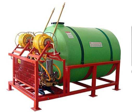 高压动力打药车300升 动力喷雾器 园林打药车机 动喷雾器