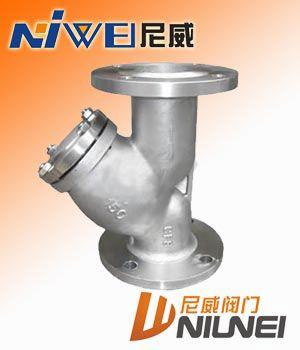SG41H-不锈钢Y型过滤器