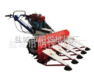 4G120A柴油型水稻小型收割机