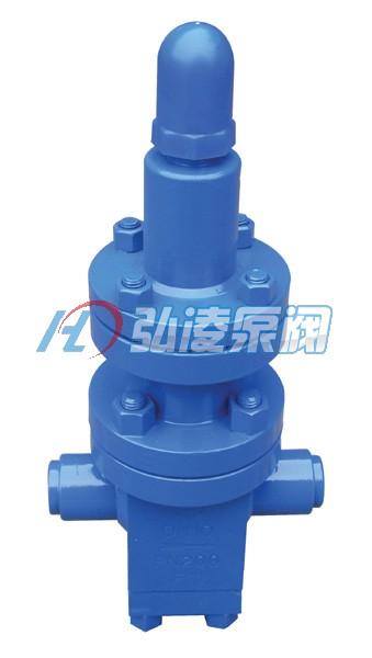 Y13H型內螺紋先導活塞式蒸汽減壓閥