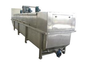 鸡屠宰设备-浸烫机