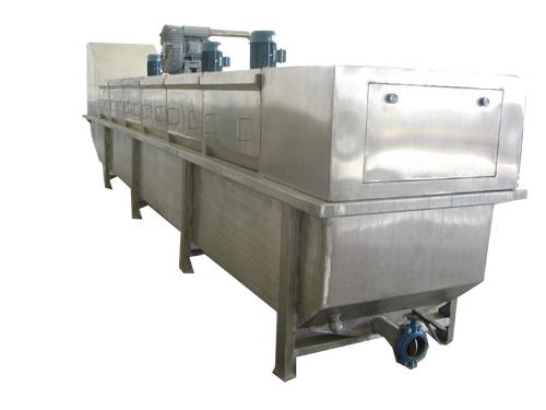 循环气臌式浸烫机